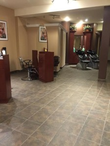 Inside Sonia Beauty Salon, NJ